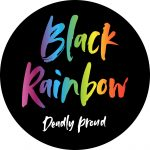Black Rainbow Logo