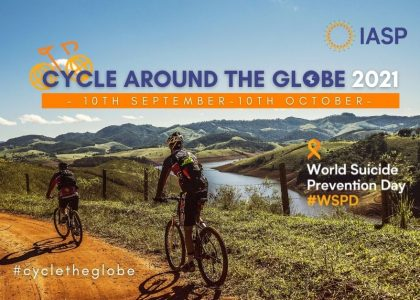 Cycle Around the Globe Returns for 2021