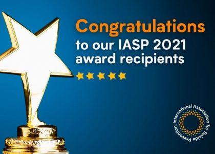 IASP Award Winners 2021